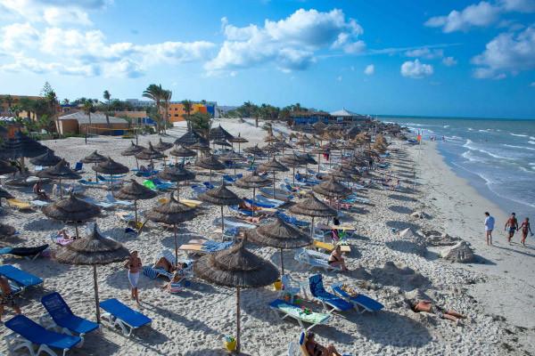 Plage - Club Lookéa Playa Djerba 4* Djerba Tunisie