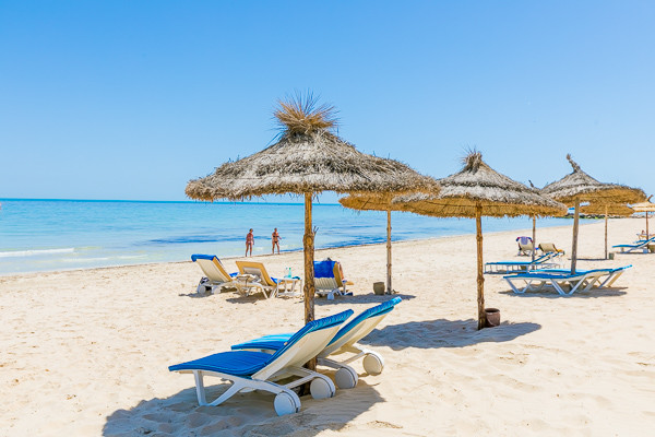 Plage - Oasis Marine 3* Djerba Tunisie