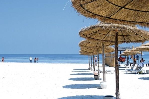 Plage - Hôtel Seabel Rym Beach 4* Djerba Tunisie