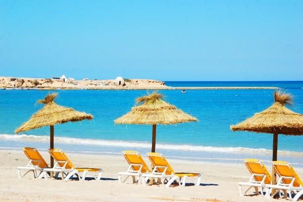 Plage - Vincci Safira Palms 4* Djerba Tunisie