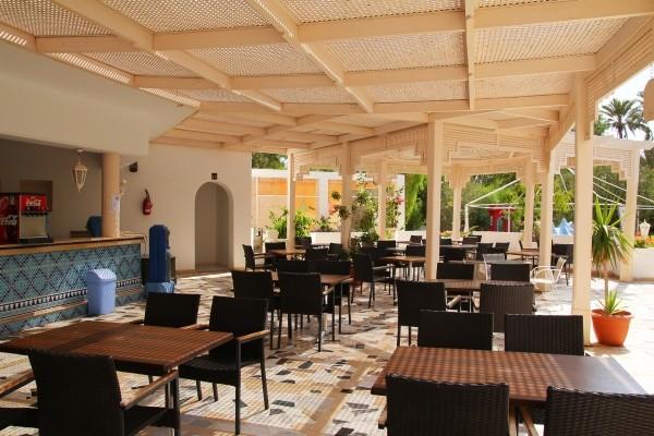 Terrasse - Hôtel Joya Paradise 4*
