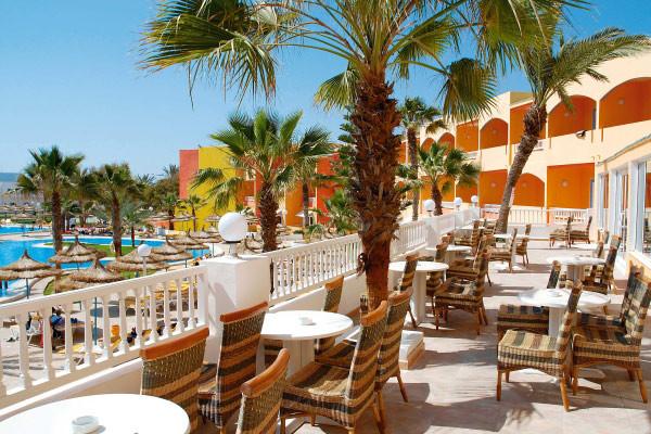 Terrasse - Club Lookéa Playa Djerba 4* Djerba Tunisie