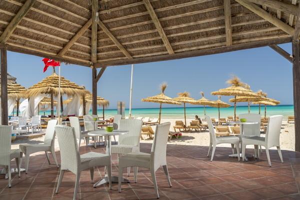 Terrasse plage - Yadis Djerba Golf Thalasso & Spa