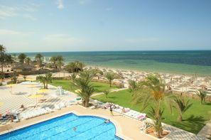 Tunisie-Djerba, Hôtel Diana Beach