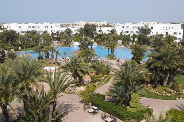 Vue panoramique - Hôtel Djerba Resort 4* Djerba Tunisie