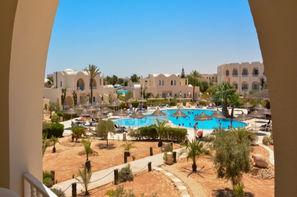 Tunisie-Djerba, Hôtel Jerba Sun Club