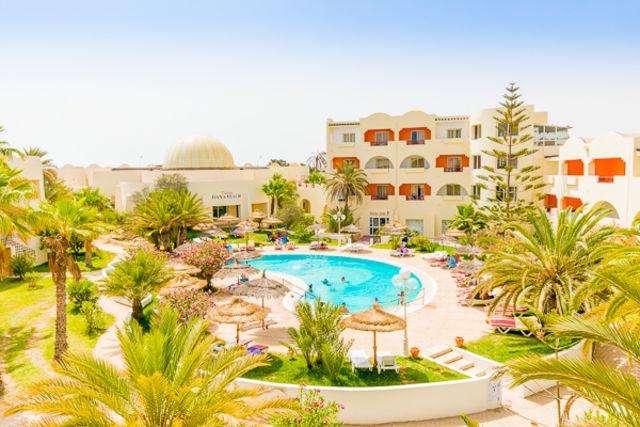 Fram Tunisie : hotel Club Jumbo Baya Beach Thalasso - Djerba