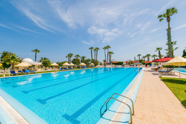 Piscine - Hôtel Yadis Hammamet Club 4* Hammamet Tunisie