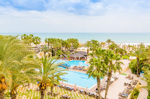 Vacances Hammamet: Hôtel Paradis Palace (sans transport)