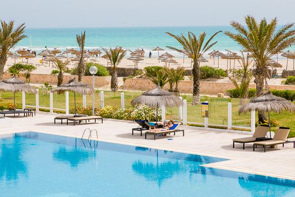 Piscine - Club Framissima Vincci Helios Beach (sans transport) 4* Midoun Djerba Tunisie