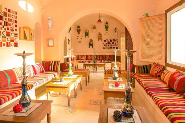 Bar - Club Coralia Iberostar Selection Royal El Mansour 5* Monastir Tunisie