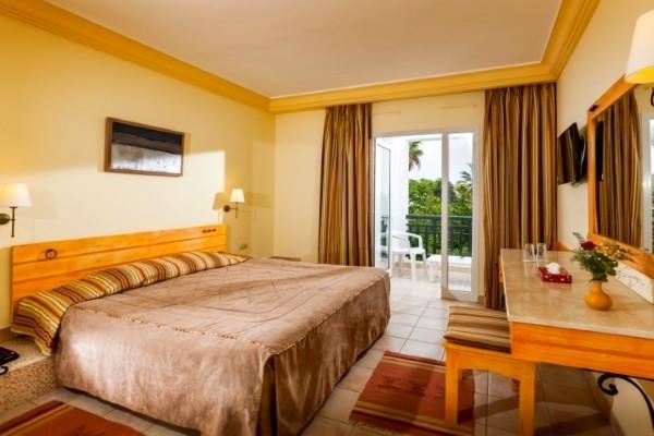 Chambre - Hôtel El Borj 3* Monastir Tunisie