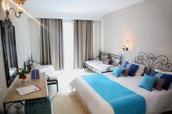 Chambre - Hôtel Houda Golf Beach & Aquapark 3* Monastir Tunisie