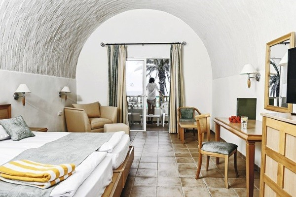 Chambre - Club Jet Tours Delfino Beach 4* Monastir Tunisie