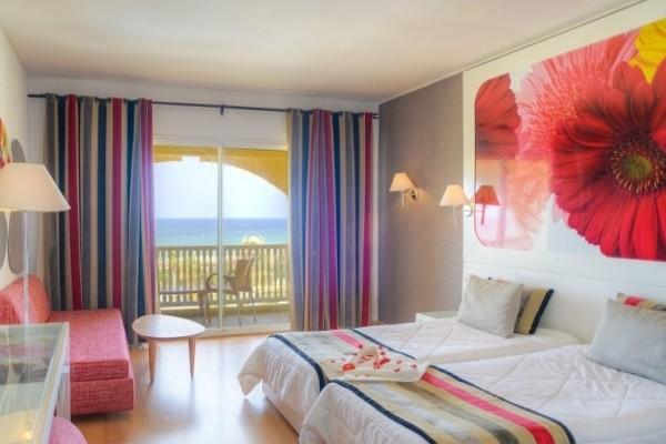 Chambre - Hôtel Mondi Club One Resort Jockey 4* Monastir Tunisie