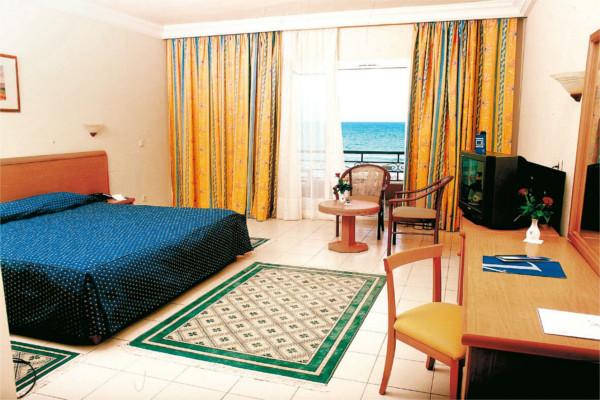 Chambre - Hôtel Nour Palace 5* Monastir Tunisie