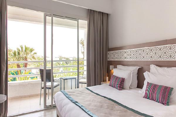 Chambre - Hôtel Sentido Le Sultan 4* Monastir Tunisie