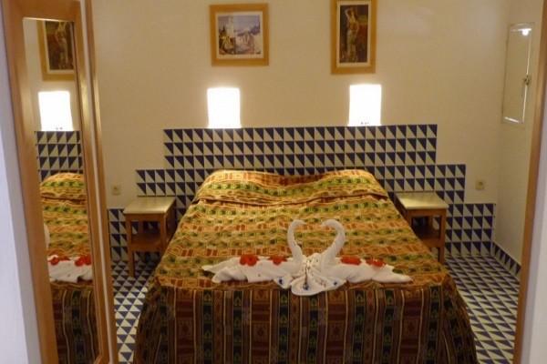 Chambre - Hôtel Shems holiday village vacances 3* Monastir Tunisie