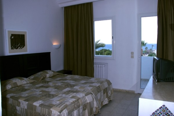 Chambre - Club Tropicana 3* Monastir Tunisie