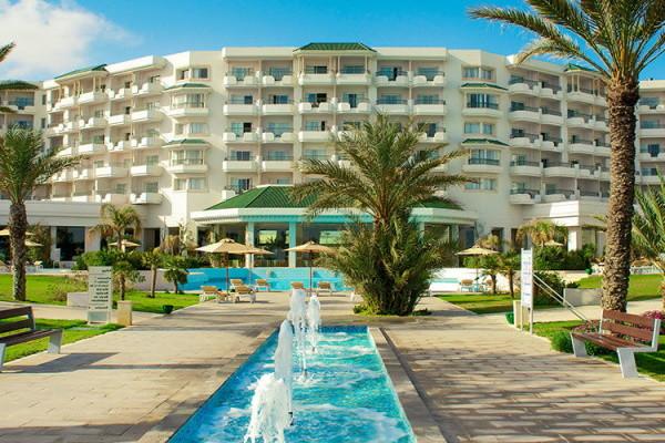 Facade - Club Coralia Iberostar Selection Royal El Mansour 5* Monastir Tunisie
