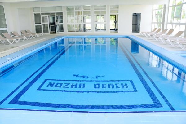 hôtel - équipements - Club FTI Voyages Nozha Beach 4* Monastir Tunisie