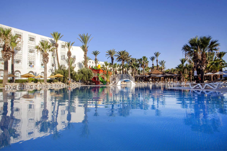 Piscine - Occidental Marhaba Sousse 4* Monastir Tunisie