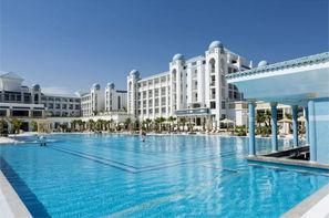 Tunisie-Monastir, Hôtel Concorde Green Park