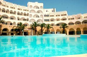 Tunisie-Monastir, Hôtel Delphin Habib