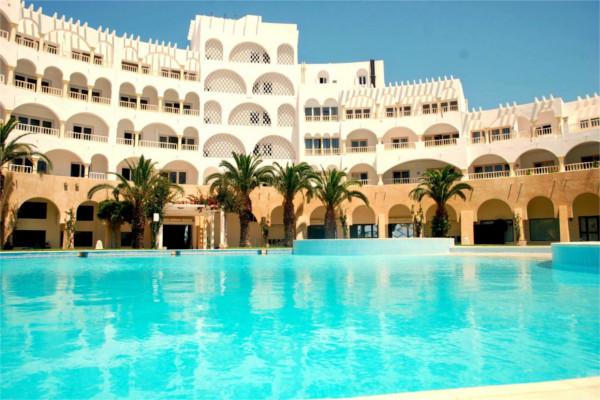 Piscine - Hôtel Delphin Habib 3*
