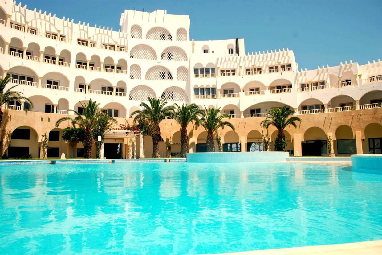 Piscine - Delphin Habib 3* Monastir Tunisie