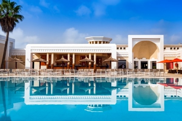 Piscine - Hôtel El Borj 3* Monastir Tunisie