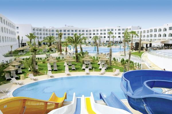 Piscine - Club FTI Voyages Nozha Beach 4* Monastir Tunisie