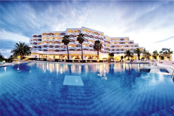 Piscine - Club FTI Voyages President 4* Monastir Tunisie