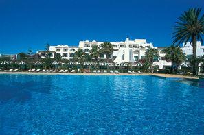 Tunisie-Monastir, Hôtel Hasdrubal Thalassa & Spa Port El Kantaoui