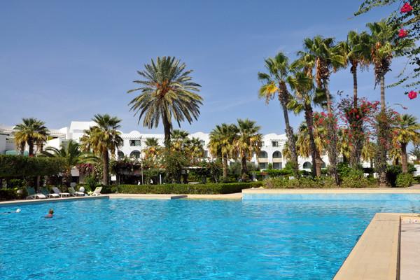 Piscine - Hôtel Hasdrubal Thalassa & Spa Port El Kantaoui 4* Monastir Tunisie