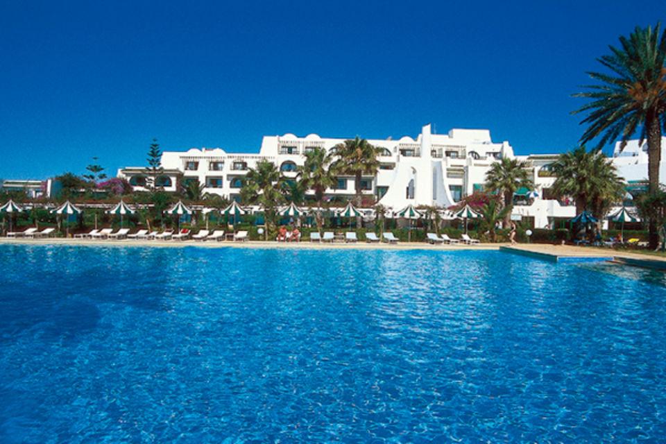 Hôtel Hasdrubal Thalassa & Spa Port El Kantaoui Hammamet Tunisie
