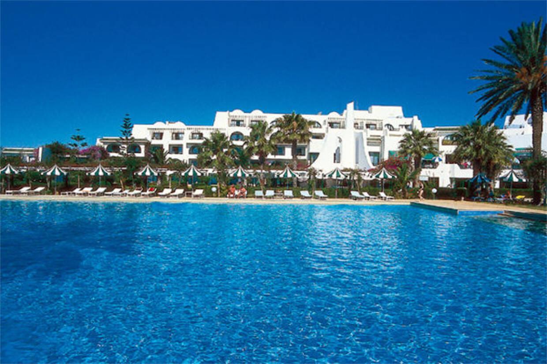 Piscine - Hasdrubal Thalassa & Spa El Kantaoui 5* Monastir Tunisie