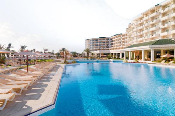 Piscine - Hôtel Iberostar Selection Royal El Mansour 5* Monastir Tunisie