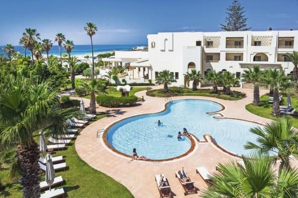 Piscine - Club Jet Tours Delfino Beach 4* Monastir Tunisie