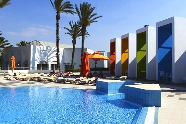 Piscine - Club Jet tours One Resort Aquapark & Spa 4* Monastir Tunisie