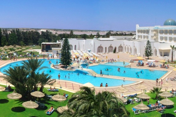 Piscine - Liberty Resort 4* Monastir Tunisie