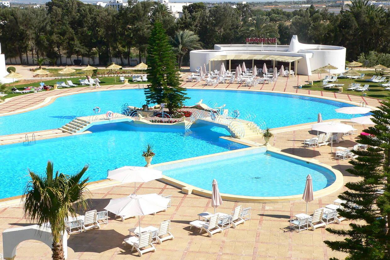 Piscine - Liberty Resort 4* Monastir Tunisie