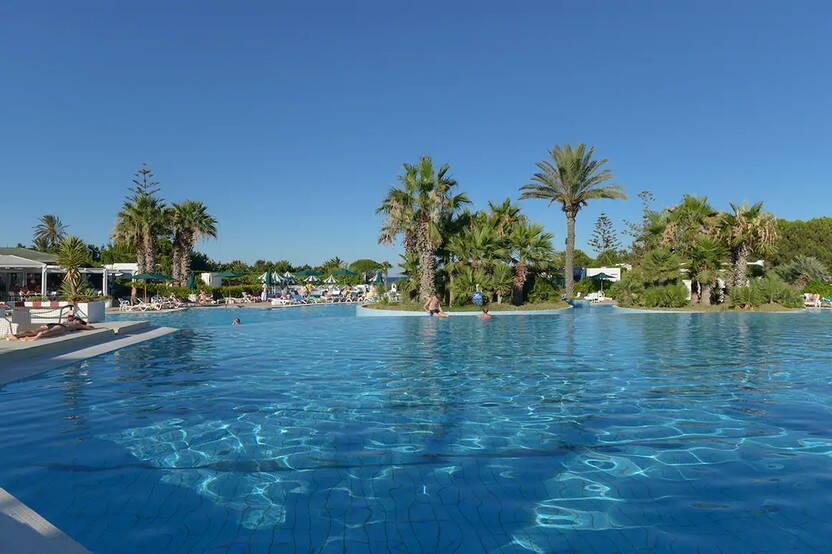 Piscine - Club Lookéa One Resort el Mansour 4* Monastir Tunisie