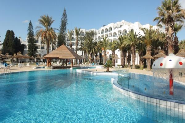 piscine - Marhaba Beach
