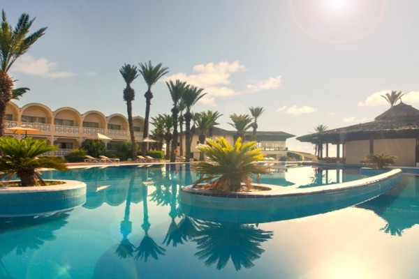 Piscine - Hôtel Marhaba Club 4* Monastir Tunisie