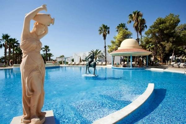 Piscine - Hôtel Marhaba Hammamet Palace 5* Monastir Tunisie