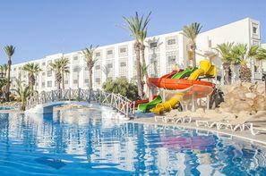 Tunisie-Monastir, Hôtel Marhaba Sousse