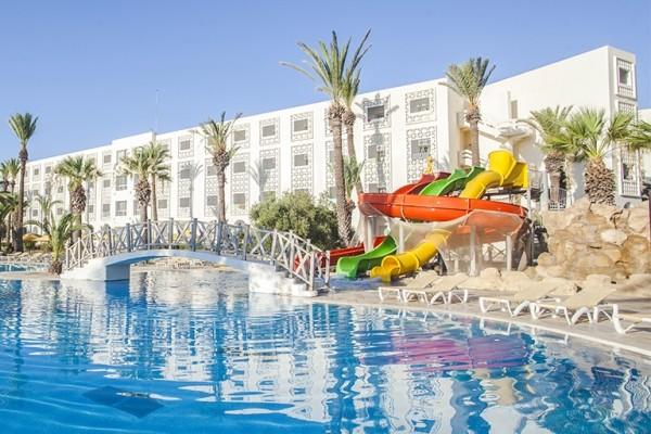 Piscine - Hôtel Marhaba Sousse 4* Monastir Tunisie
