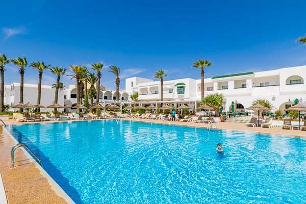 Piscine - Maxi Club Hammamet Beach