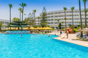 Tunisie-Monastir, Hôtel Maxi Club Tropicana